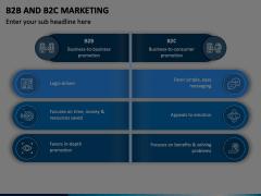 B2B B2C Marketing Animated Presentation - SketchBubble
