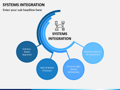 Systems Integration PPT Slide 1