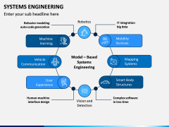Systems Engineering PPT Slide 7
