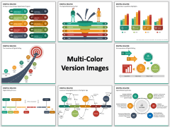 Digital Selling Multicolor Combined