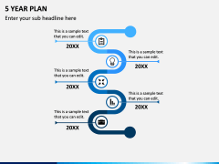 5 Year Plan PPT Slide 8