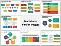 HR Training Multicolor Combined