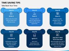 Time Saving Tips PPT Slide 1