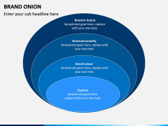 Brand Onion PPT Slide 5