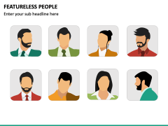 Featureless People PPT Slide 6