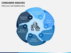 Consumer Analysis PPT Slide 1