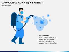 Coronavirus (COVID-19) Prevention PPT Slide 10
