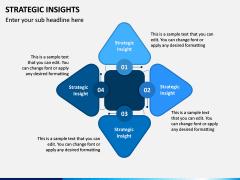 Strategic Insights PPT Slide 3