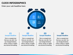 Clock Infographics PPT Slide 5