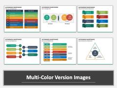 Autonomous Maintenance Multicolor Combined