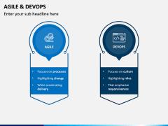 Agile and DevOps PPT Slide 6
