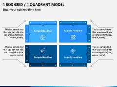 4 Box Grid PPT Slide 3