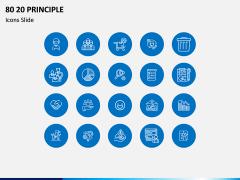 80 20 (Pareto) Principle PPT Slide 15