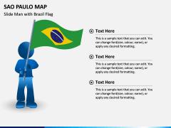 Sao Paulo Map PPT Slide 6