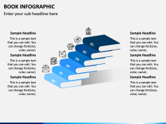 Book Infographic PPT Slide 2