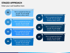 Staged Approach PPT Slide 9