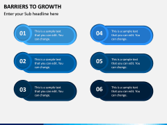 Barriers to Growth PPT Slide 6