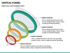 Vertical Funnel PPT Slide 31