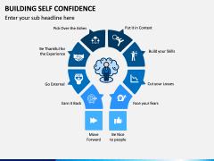 Building Self Confidence PPT Slide 1
