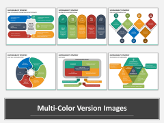 Sustainability Strategy Multicolor Combined