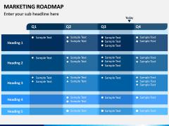 Marketing Roadmap PPT Slide 4
