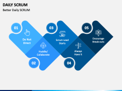 Daily SCRUM PPT Slide 6