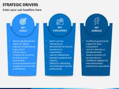 Strategic Drivers PPT Slide 6