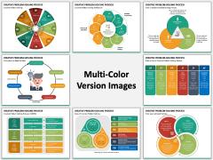 Creative Problem Solving Multicolor Combined