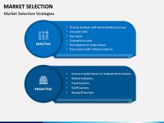 Market Selection PPT Slide 4