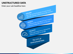 Unstructured Data PPT Slide 3