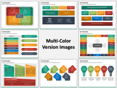 HR Processes Multicolor Combined