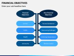 Financial Objectives PPT Slide 6