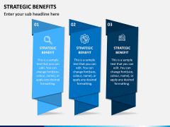 Strategic Benefits PPT Slide 3
