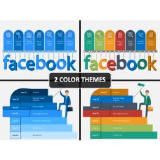 Facebook Marketing PPT Cover Slide