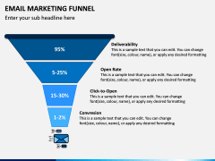 Email Marketing Funnel PPT Slide 2