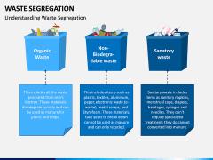 Waste Segregation PPT Slide 1