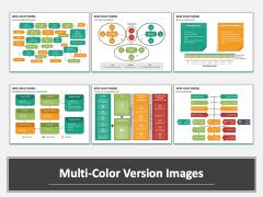 Data Vault Model Multicolor Combined