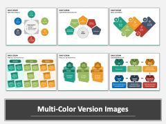 Daily SCRUM PPT Multicolor Combined