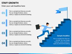Staff Growth PPT Slide 1