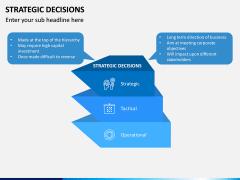 Strategic Decisions PPT Slide 12