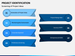 Project Identification PPT Slide 6