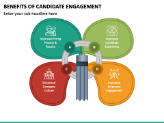 Benefits of Candidate Engagement PPT Slide 3