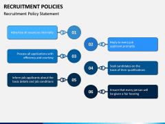 Recruitment Policies PPT Slide 4