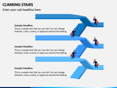 Climbing Stairs PPT Slide 9