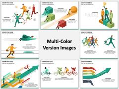 Competitive Edge Multicolor Combined