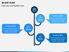 90 Days Plan PPT Slide 2