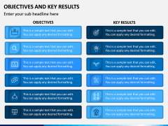 Objectives and Key Results PPT Slide 3