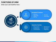 Functions of HRM PPT Slide 2