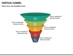 Vertical Funnel PPT Slide 32