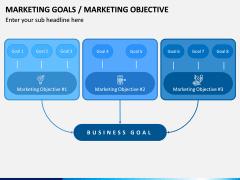 Marketing Goals PPT Slide 3